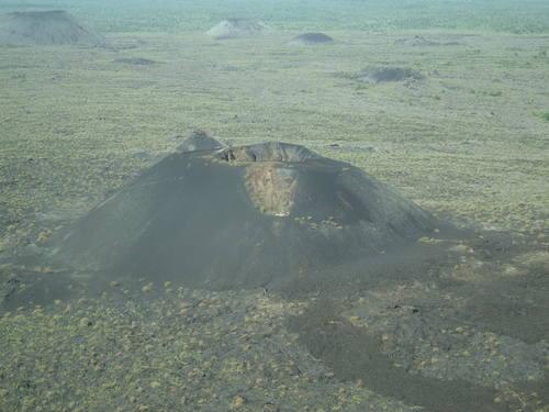 vulcão Virunga