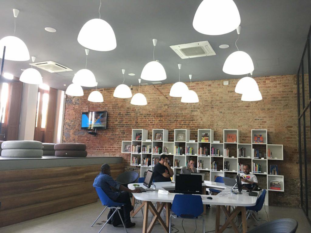 Biblioteca CRAB