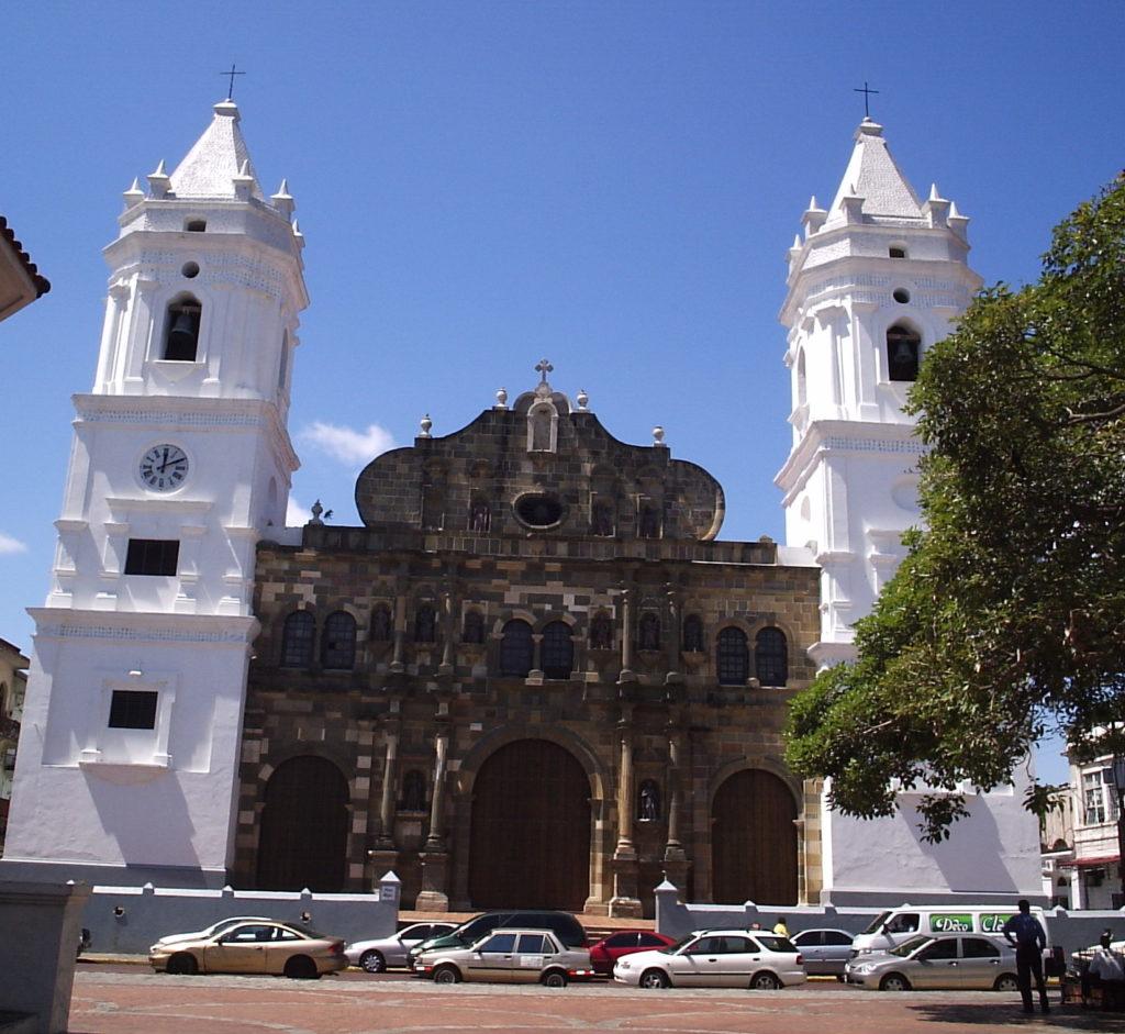 Catedral Ciudad Panamá