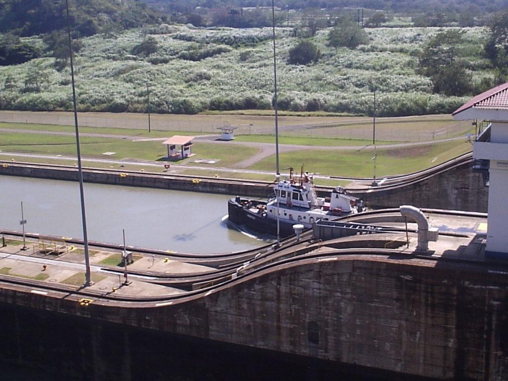 Eclusa Canal do Panamá